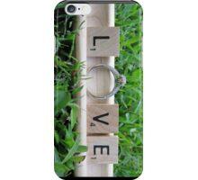 Engagment iPhone Case/Skin