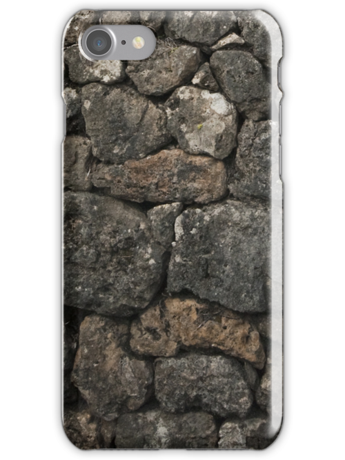 Rocks formation (Texture)  iphone 4 4s, iPhone 3Gs, iPod Touch 4g case by lapart