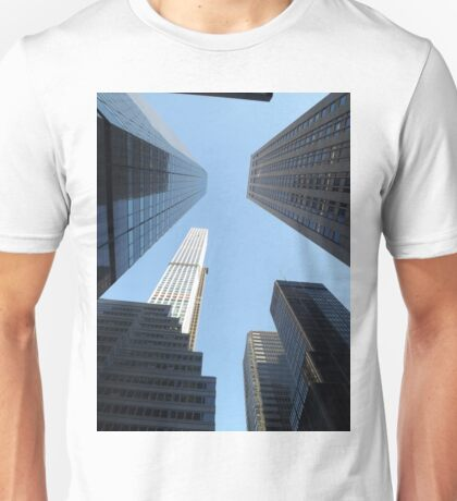 Skyscrapers, Madison Avenue, New York City  T-Shirt