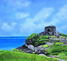 Mayan Ruins  by maggie326