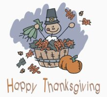 Happy Thanksgiving T-Shirt by HolidayT-Shirts