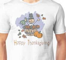 Happy Thanksgiving T-Shirt Unisex T-Shirt