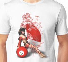 Poolgames 2015 - The No. 3 Unisex T-Shirt