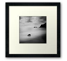 Iceland: Vik Framed Print