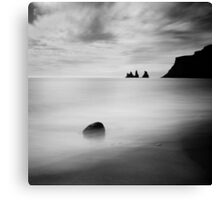 Iceland: Vik Canvas Print