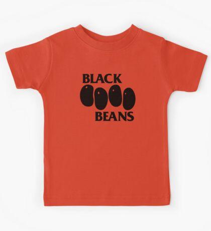 Black Beans Kids Tee