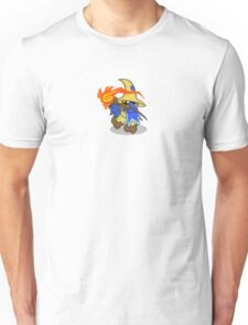 small wizard fire Unisex T-Shirt