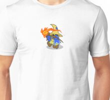 small wizard fire Unisex T-Shirt