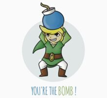 You're The Bomb! Kids Clothes