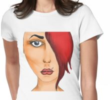 Eve of Destruction Womens Fitted T-Shirt