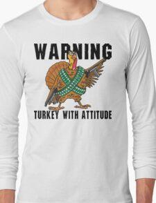 Very Funny Thanksgiving T-Shirt Long Sleeve T-Shirt