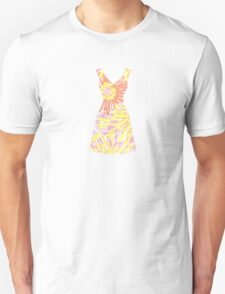 Lilly Pulitzer Inspired Dress Sunkissed T-Shirt