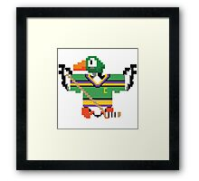 Mighty Duck Hunt Framed Print