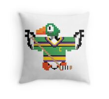 Mighty Duck Hunt Throw Pillow