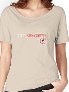 GOT IT MEMORIZED? [ver. 1] Women's Relaxed Fit T-Shirt