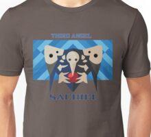 Sachiel: Minimalist Design Unisex T-Shirt