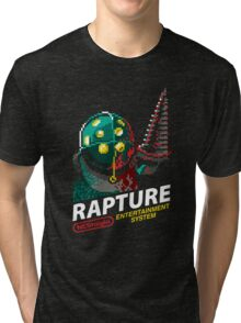 Rapture for NES Tri-blend T-Shirt