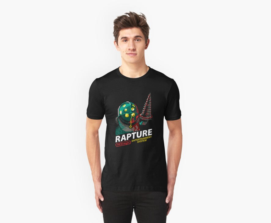 Rapture for NES by pacalin