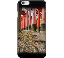 Fushimi Inari Shrine, Kyoto, Japan,  iphone 4 4s, iPhone 3Gs, iPod Touch 4g case iPhone Case/Skin