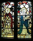 Stained Glass at The Abbey - 3 by Graeme  Hyde