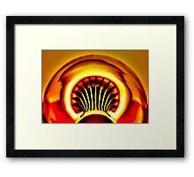 Sun Turbine Framed Print