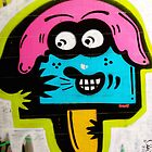 Popsicle Graffiti Art by traveling9to5