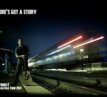 What's your story? by Josh Urban