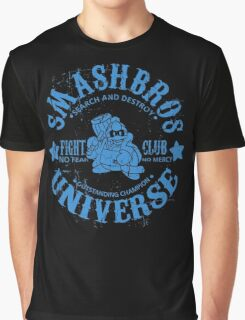 Star Champion 3 Graphic T-Shirt