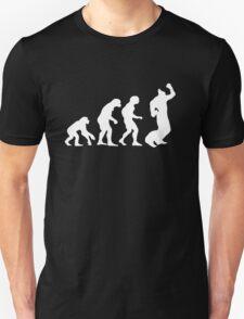 EWGF - white on dark T-Shirt