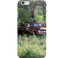 Abandoned Farm Truck iPhone Case/Skin