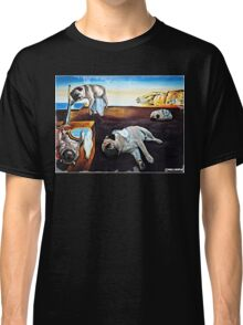 Persistence of Pugs Classic T-Shirt