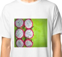 Dragonfruit on the Cutting Board Classic T-Shirt