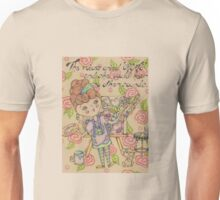 The Voices Cried 'Create' Unisex T-Shirt