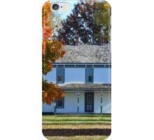 Harry S Truman Farm, Missouri iPhone Case/Skin