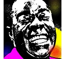 Louis Armstrong by IMPACTEES
