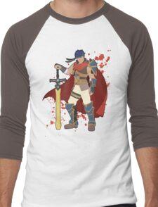 Ike - Super Smash Bros Men's Baseball ¾ T-Shirt