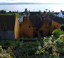 Mary Luke Garden in Culross by biddumy