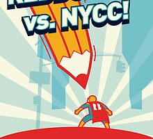RedBubble vs. NYCC by Tordo
