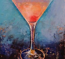 Martini Art by Michael Creese