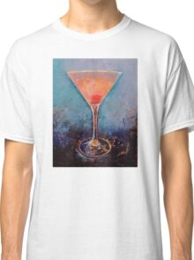 Pink Lemonade Martini Classic T-Shirt