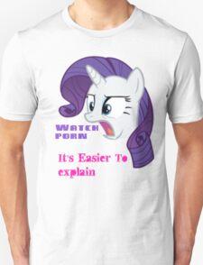 Watch Porn  Unisex T-Shirt