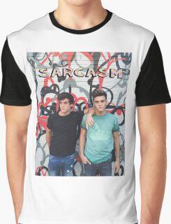 Dolan Twins Sarcasm Graphic T-Shirt