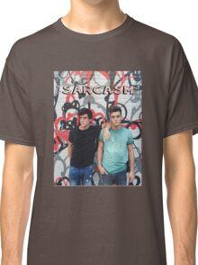 Dolan Twins Sarcasm Classic T-Shirt