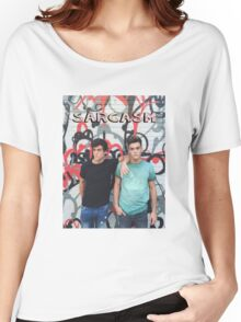 Dolan Twins Sarcasm Women's Relaxed Fit T-Shirt