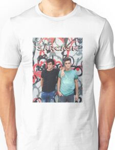 Dolan Twins Sarcasm Unisex T-Shirt