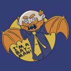 I'm a Bat-man! by Blair Campbell