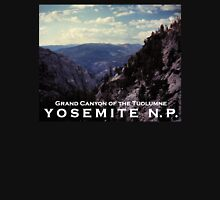Grand Canyon of the Tuolumne - Yosemite N.P. Unisex T-Shirt
