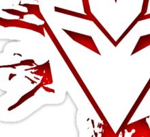 Decepticons Rise  Sticker