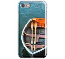 Rowboat - Camden, Maine iPhone Case/Skin