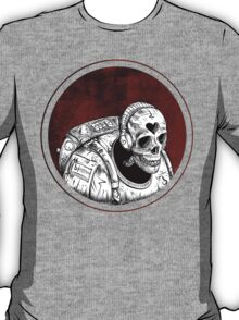 Skull Space Music Game - VER 2 T-Shirt